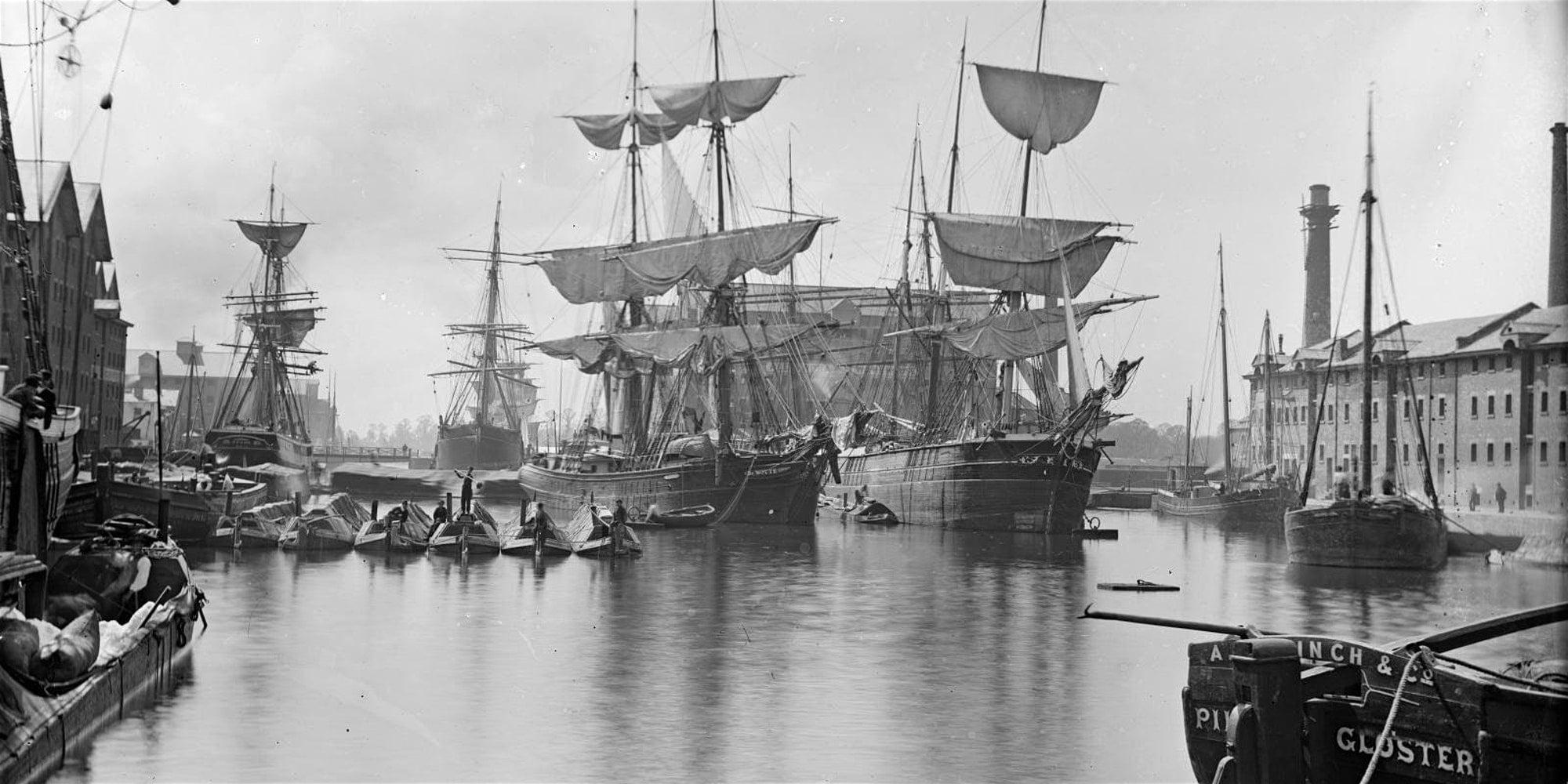 Gloucester Docks: Past, Present, Future