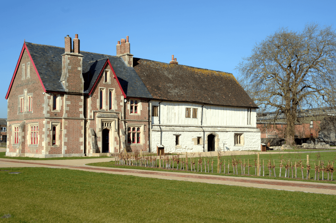 See inside our restored Grade I listed buildings