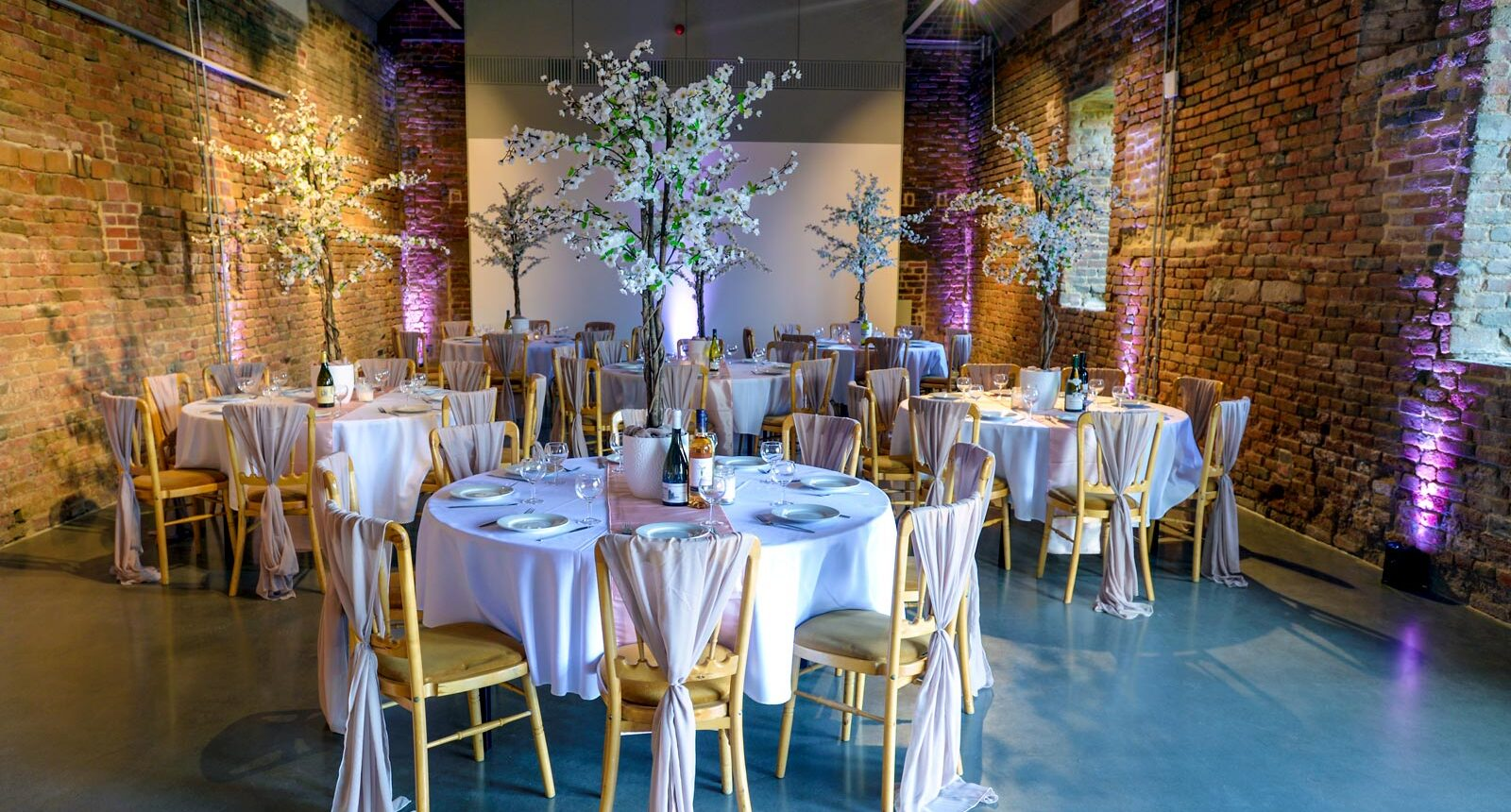 Wedding Reception at Henry Dene Hall in Gloucester