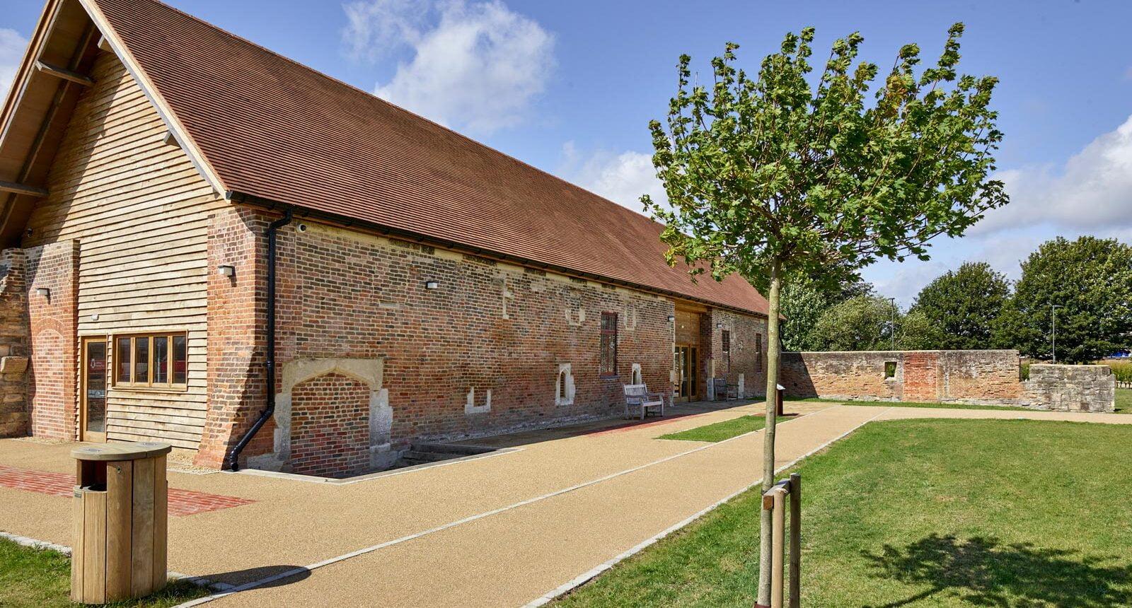 Exterior of Henry Dene Hall in Gloucester venue