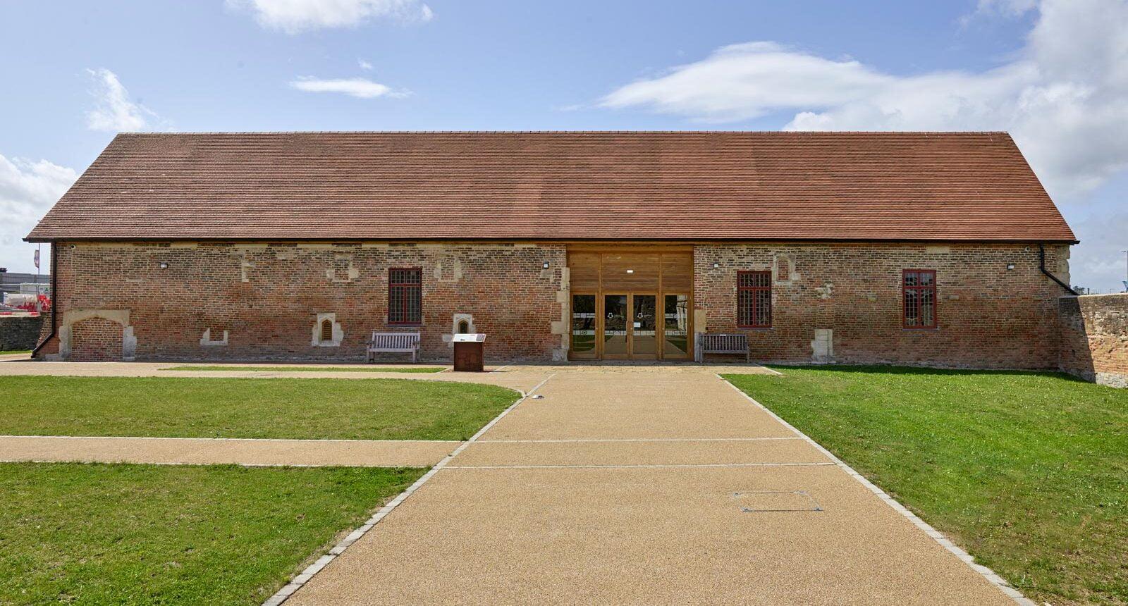 Llanthony Secunda's Henry Dene Hall in Gloucester Venue